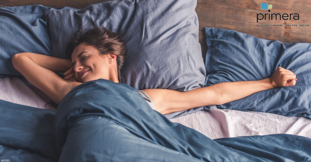 Quick Tips for Better Sleep After Rhinoplasty