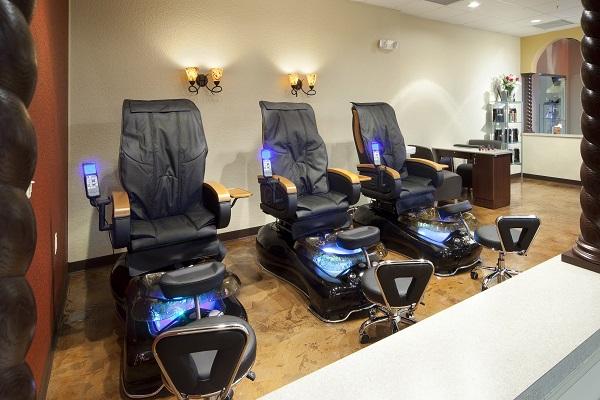Primera salon pedicure chairs