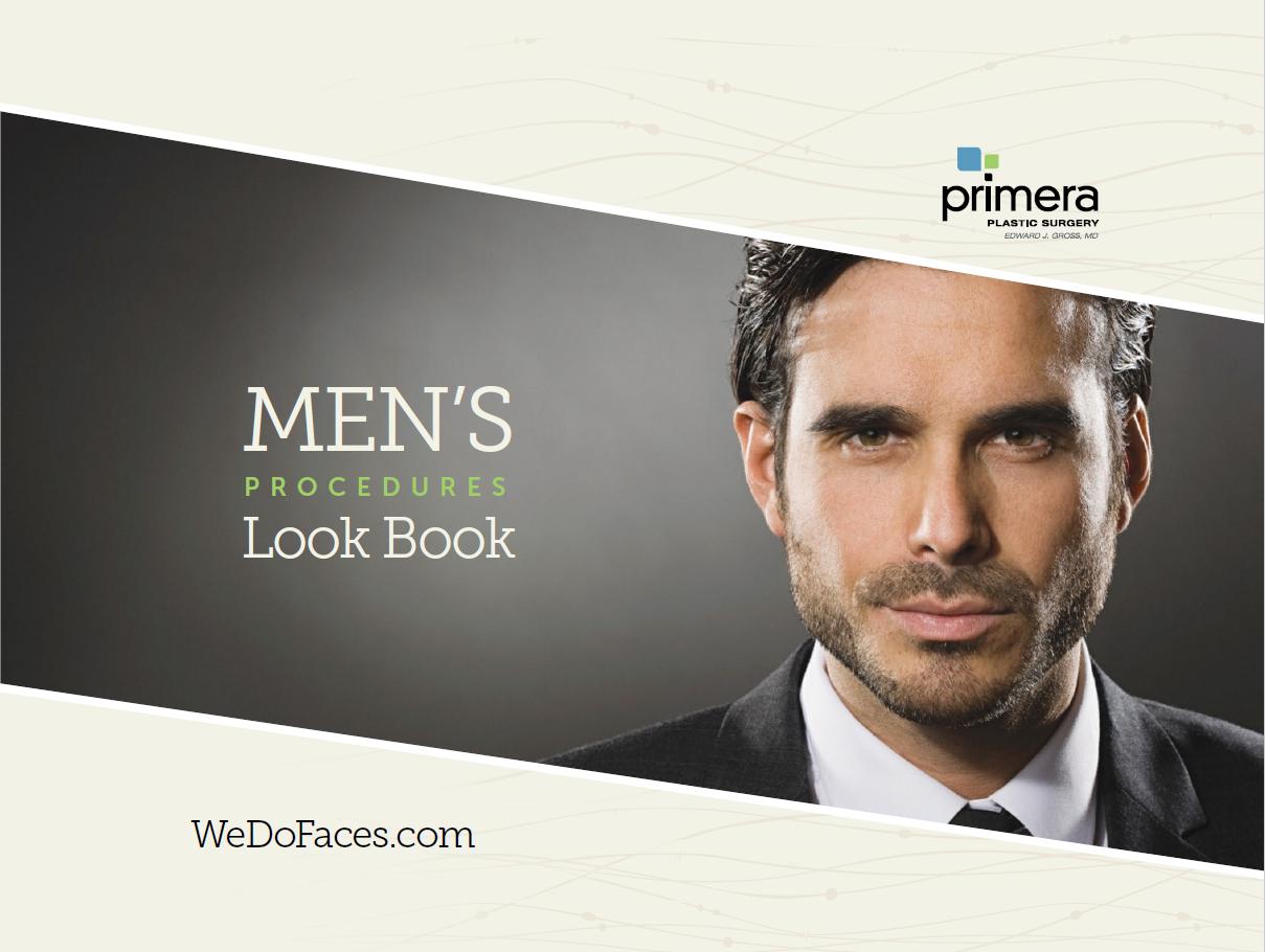 Men's Procedures at Primera Look Book